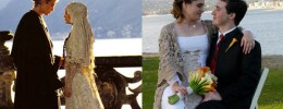 Padme Inspired Wedding Dress
