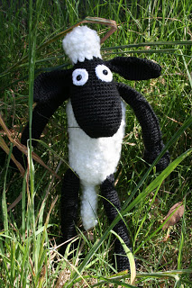 Shaun the Sheep Crochet Pattern