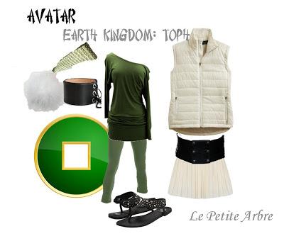 Avatar Apparel Toph