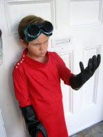 Dr. Horrible Kids Costume