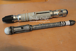 Dr. Who Sonic Screwdriver DIY