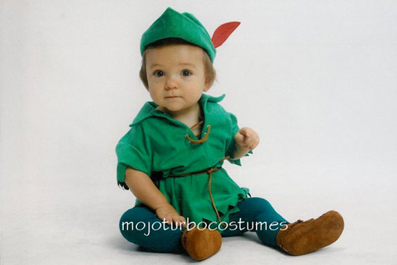 Peter Pan – Peter Costume Tutorial