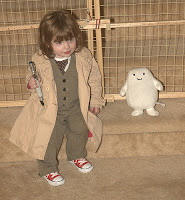 Dr. Who Kids Costumes