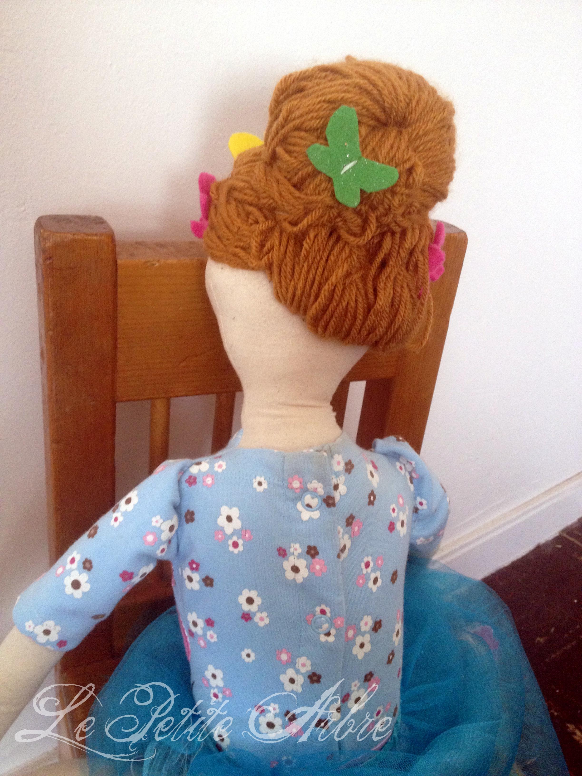 Farm House Doll