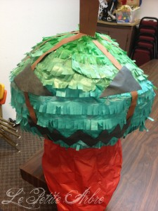 Melon Lord Pinata
