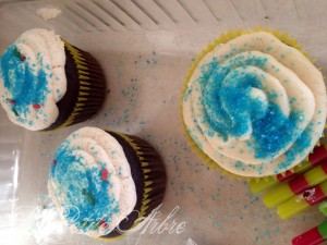 AIr Nation cupcake