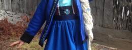 Frozen: Elsa Toddler Dress